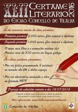 Bases do XLII Certame Literario do Concello de Vilalba