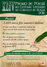 Bases do XLIV Certame Literario do Concello de Vilalba