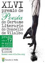 Bases do XLVI Certame Literario do Concello de Vilalba